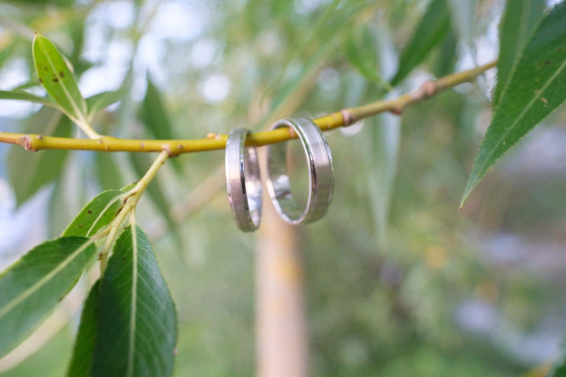 Ringe Hochzeit Details