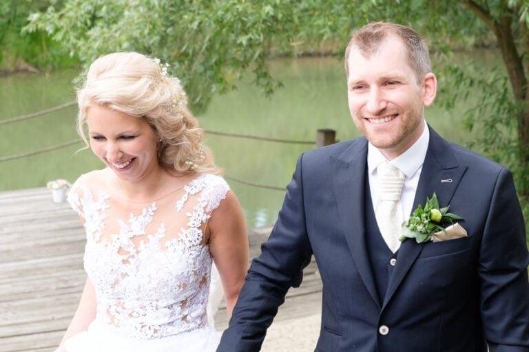 Hochzeit im Grünen – stimmungsvolles Highlight
