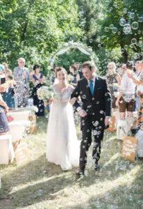 Dein Hochzeitstag mit deinen Gästen