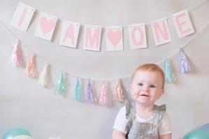 Baby und erster Geburtstag Fotoshooting