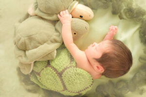 Neugeborenen Fotografie Kostüm Schildkröten